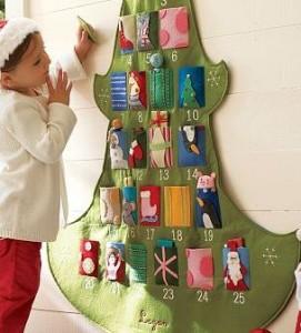 Advento kalendorius vaikams