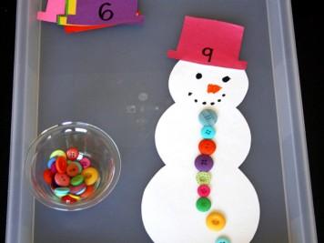 Sniego senis 3