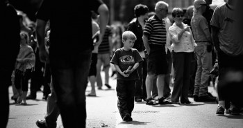 Pasiklydes vaikas