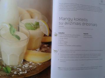 Sauleta virtuve kokteilis