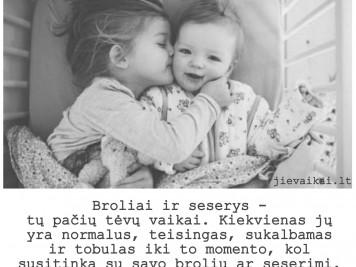 Broliai ir seserys